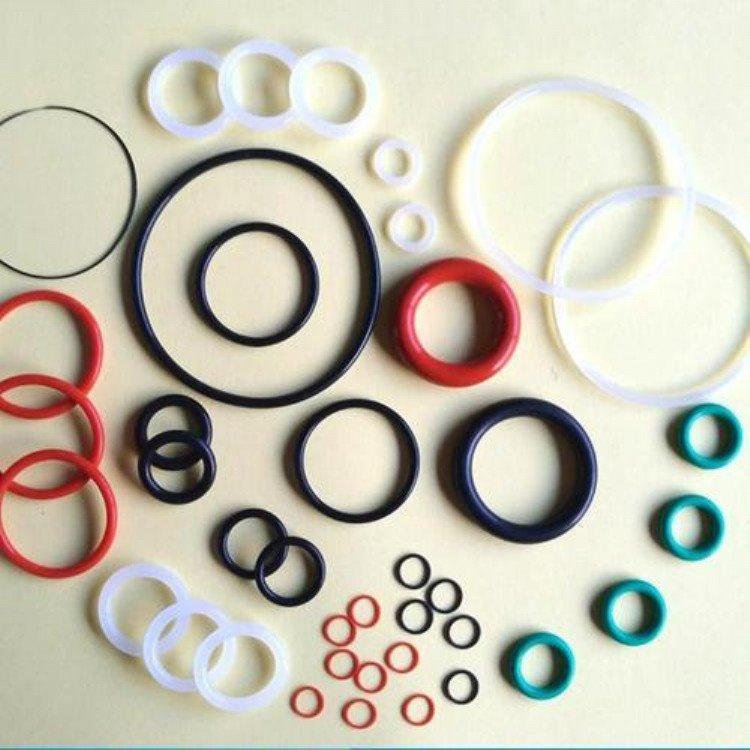 厂家热销 加工定制 来图来样 橡胶制品 氟胶O型圈 硅氟胶制品等异形橡胶件