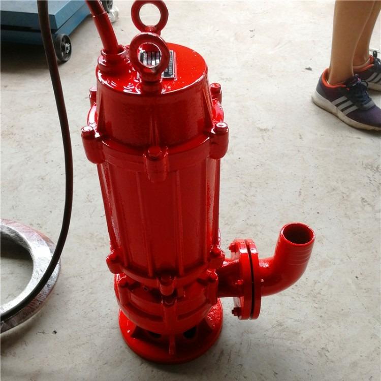 耐热污水泵-高温污水泵-工程施工污水泵