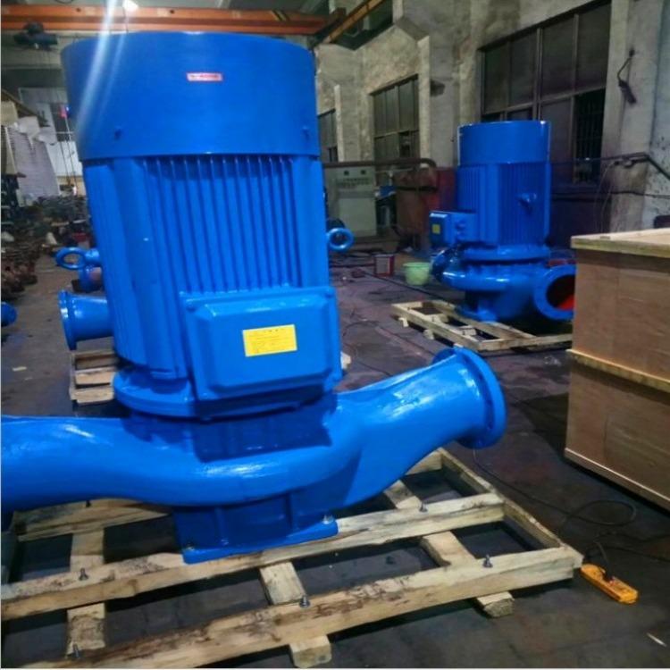 ISG50-160A江西省立式管道泵型号参数安装维修保养使用