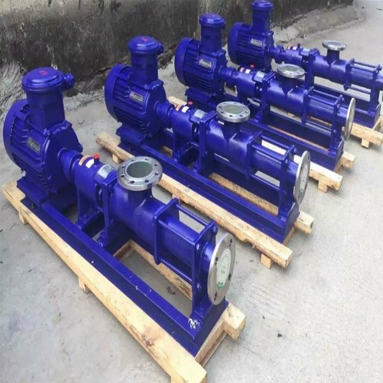 G30-1 义乌市螺杆泵型号,螺杆泵生产厂家,螺杆泵系列