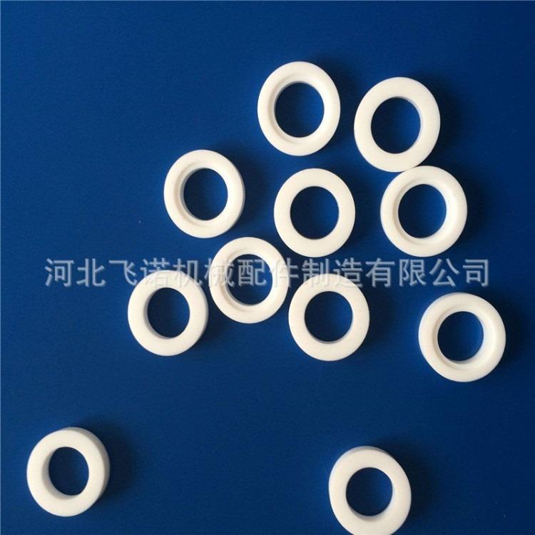 生产 隔热PVC垫片绝缘垫圈防水螺丝平垫透明塑料垫片白色尼龙垫