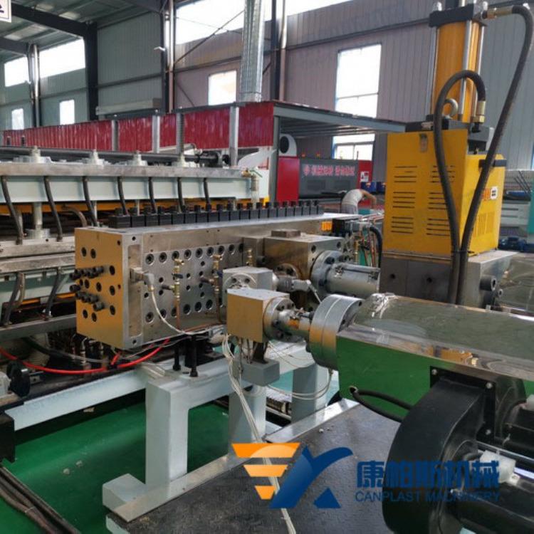 新型零排放环保产品PP瓦楞板设备塑料瓦楞板格子板设备瓦楞垫板设备