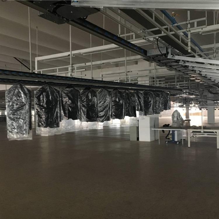 苏州智能工厂-服装业成衣智能分拣的领军者