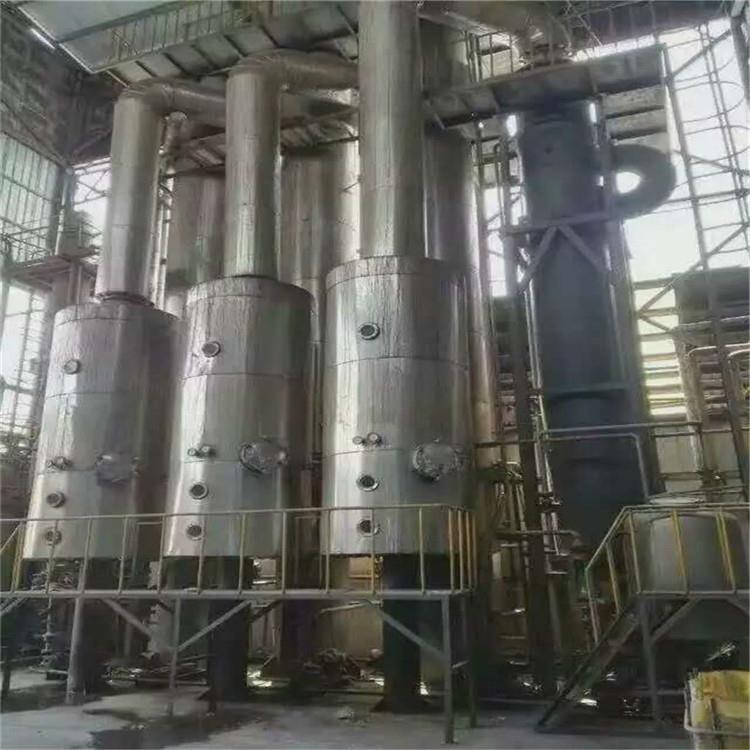 大量闲置供应二手浓缩蒸发器二手不锈钢蒸发器二手强制外循环蒸发器