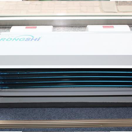 加工定制 卡式风机盘管 静音风机盘管 带回风箱卧式暗装风机盘管