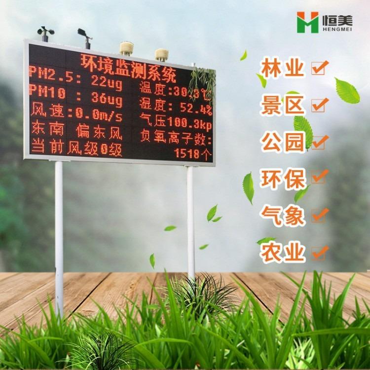负离子监测系统 负离子监测系统HM-FY12恒美