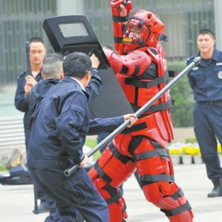 国红人教官训练服和美国红人学员训练服型号