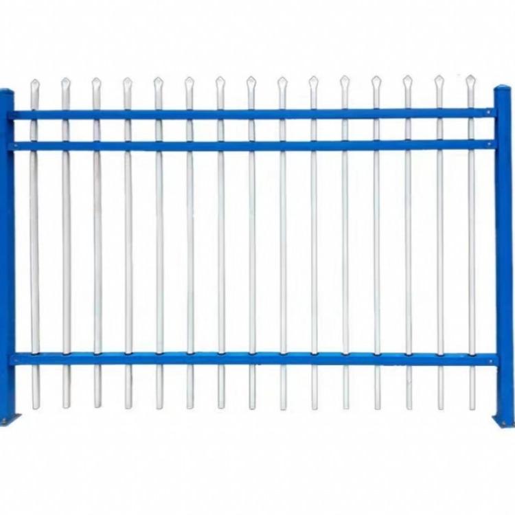 锌钢护栏  铁艺围墙  铁艺围栏   锌钢铁质防护栏