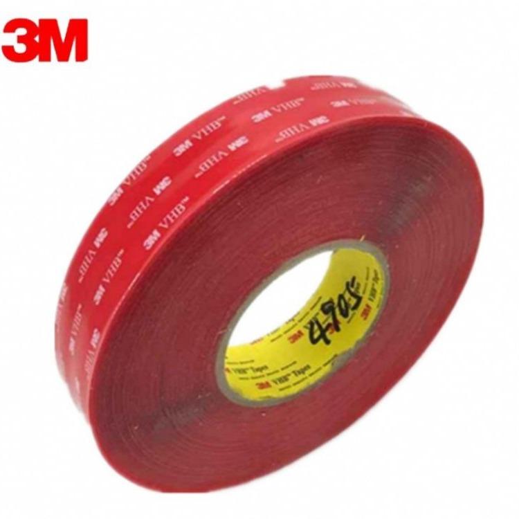 3M4905   VHB透明泡棉胶带  3M强力胶带