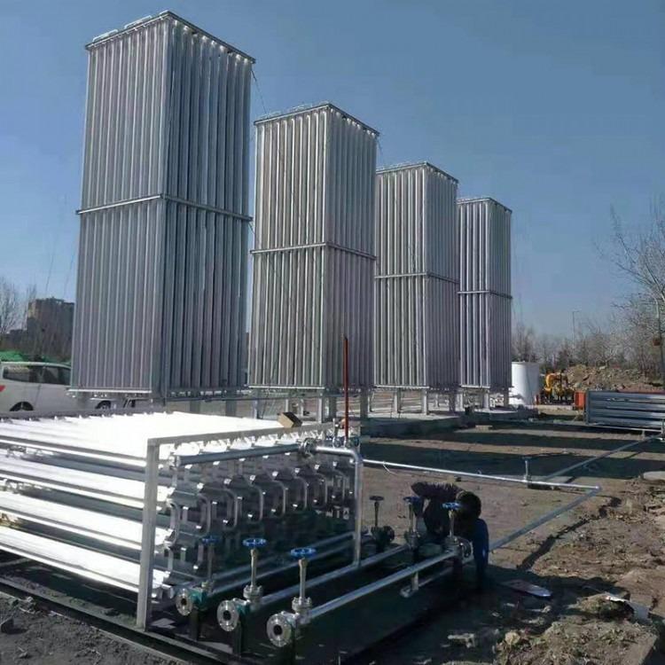 二氧化碳气化器、储罐增压气化器、充装站、氧氮氩、液氧汽化器、液氧气化器、燃气锅炉汽化器