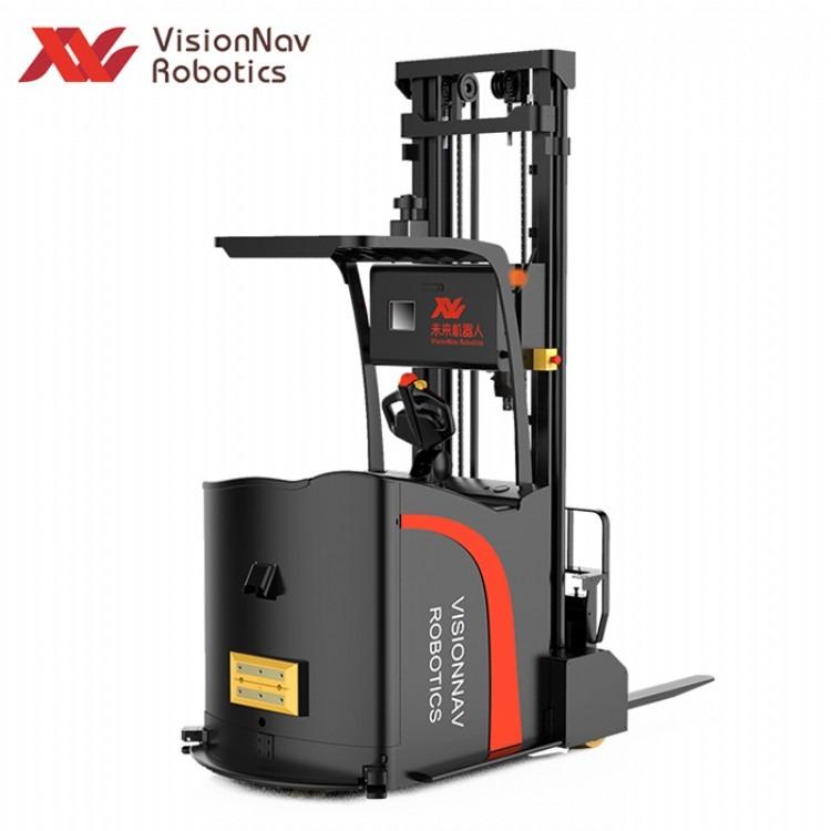 未来机器人VisionNav平衡重式无人叉车   未来机器人