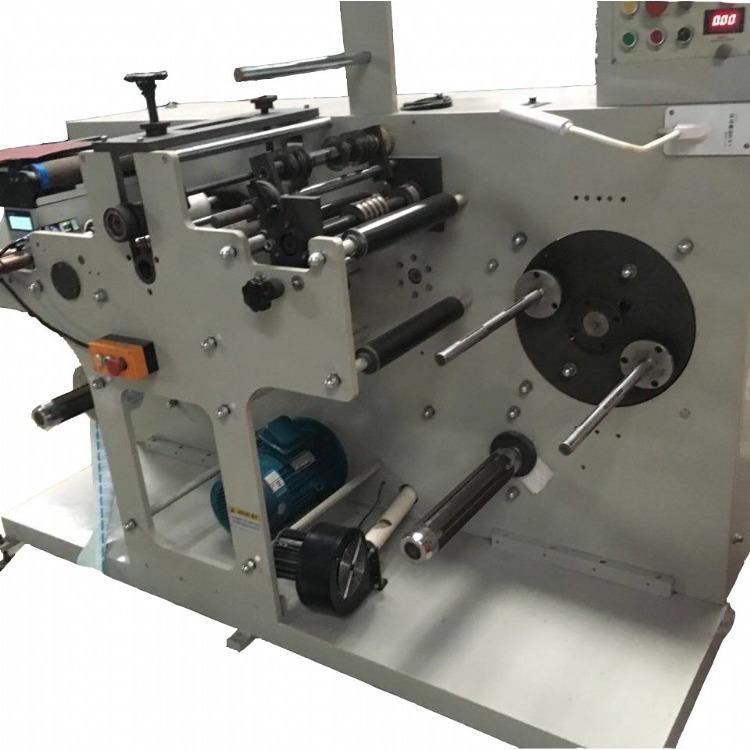 自主创新 320型圆刀模切机商标模切机不干胶模切机