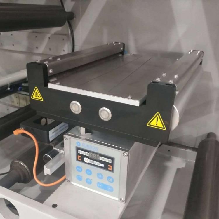 厂家直销   全自动平压平模切机带烫金平刀模切机
