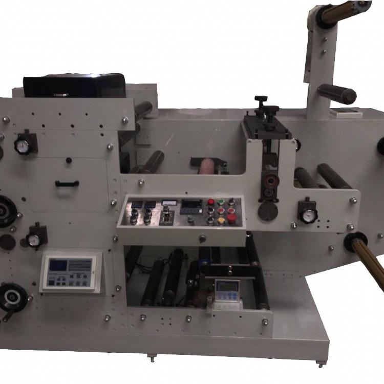 厂家批发  320高速纸吸管分切机不干胶分切机