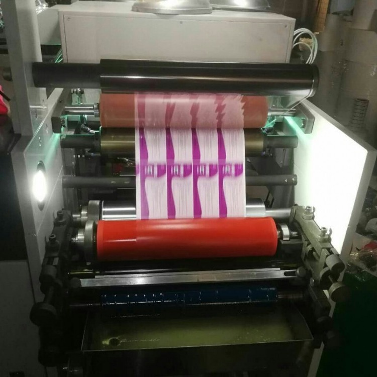 厂家直销  320UV上光转印覆膜印刷机