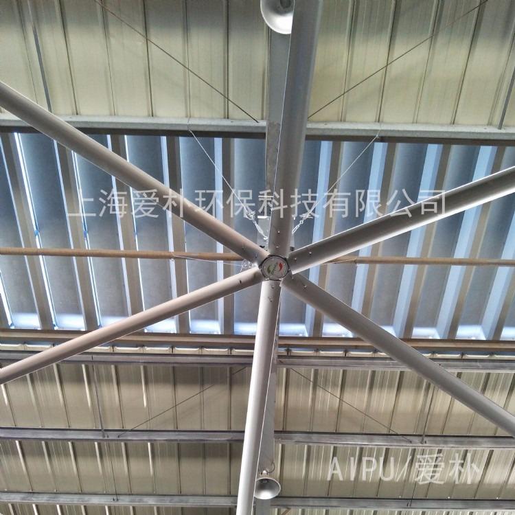 3米永磁大型吊扇 2.4米生产车间永磁降温吊扇 1.8米永磁无刷大风扇