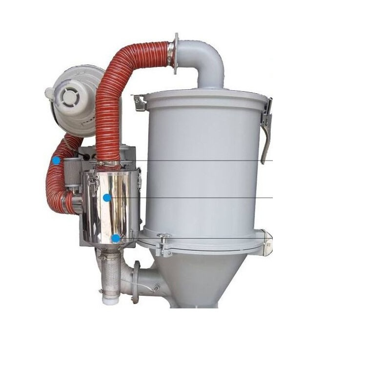 挤出机上用100公斤塑料干燥机,热风真空烘干机,江西塑料干燥料桶 注塑机料斗