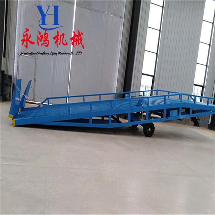湖南登车桥 10吨装卸平台 优质设备卸车桥