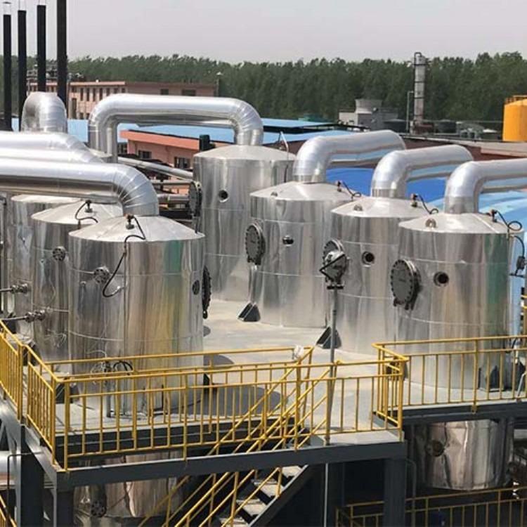 氯化钠蒸发器氯化钠结晶器三效蒸发器设备全国供应