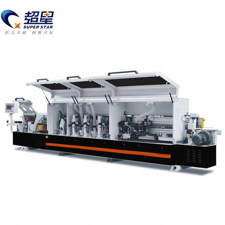 超星 全自动封边机 板式家具封边机 板式家具生产设备 厂家直销