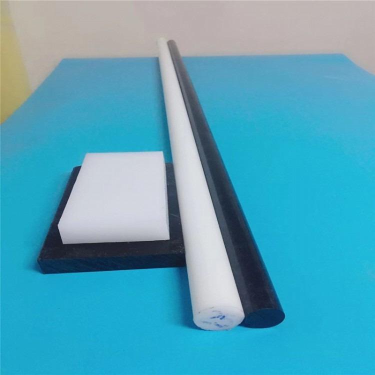 厂家直销全新料白色聚四氟乙烯板,白色PTFE棒