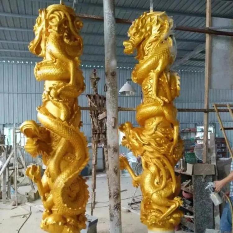 海南三亚玻璃钢柱子厂家_玻璃钢厂家_玻璃钢装饰柱子