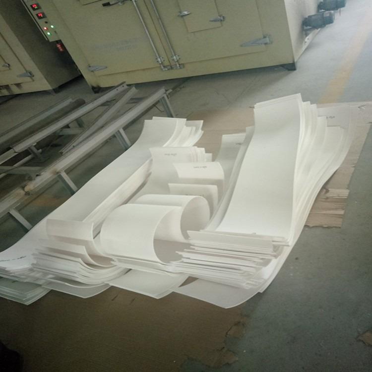 楼梯工程专用四氟板价格 为什么建筑楼梯用5mm四氟板 厂家直销聚四氟乙烯楼梯板型号齐全