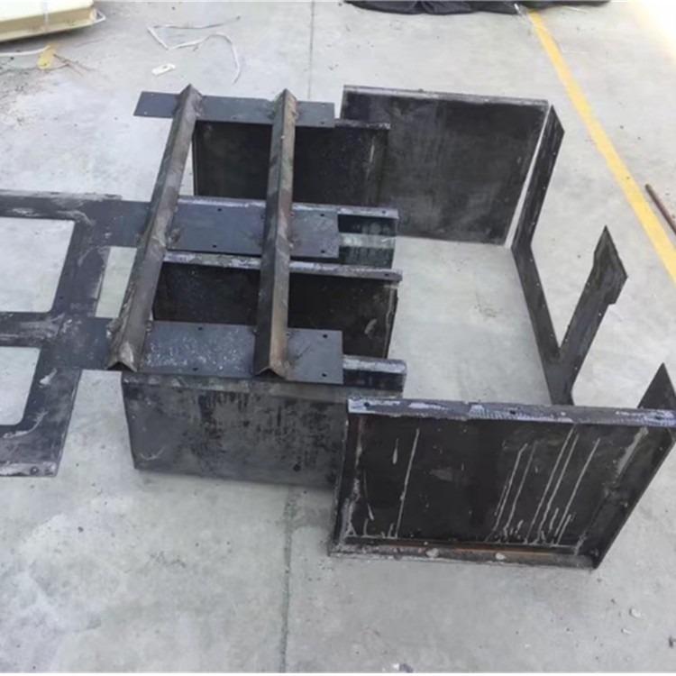 钢制电缆槽模具 铁路电缆槽钢模具图片下载