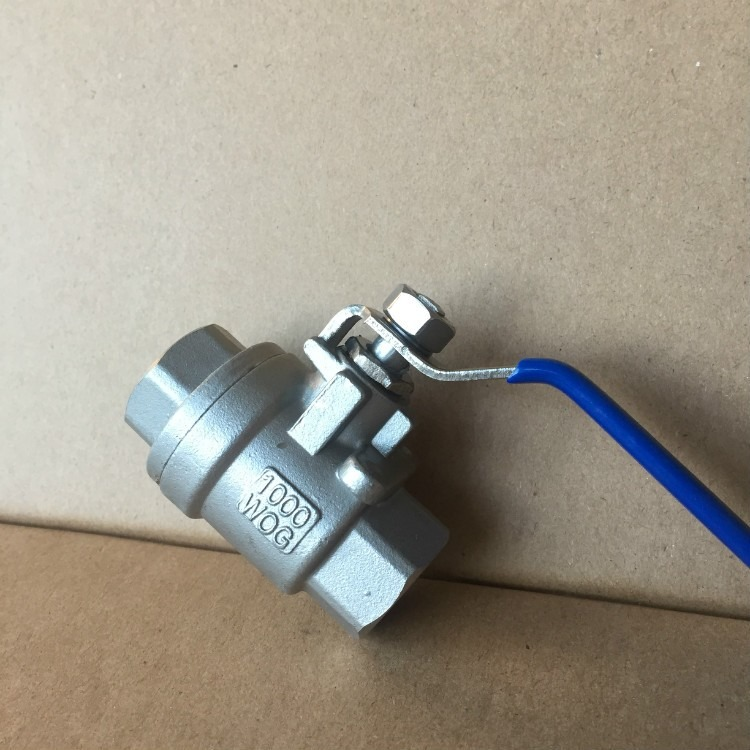 供应三片式焊接球阀,不锈钢焊接丝扣球阀,螺纹2分球阀,焊接球阀