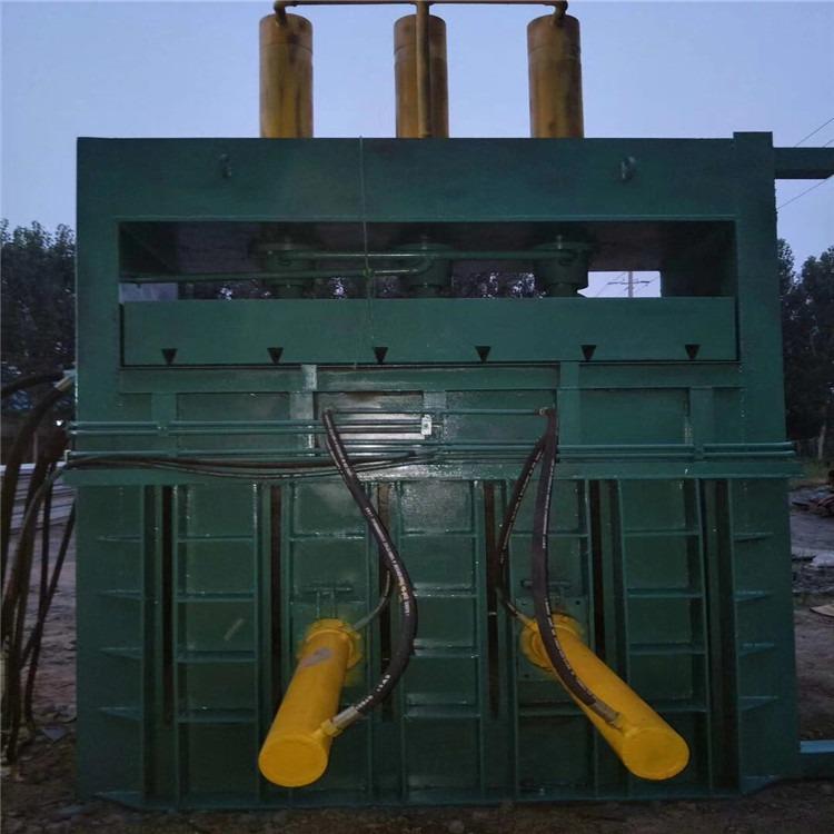 全自动废纸打包机 液压打包机鑫聚 供应液压打包机 全自动秸秆打包机