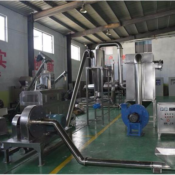 营养米粉冲剂生产线 五谷杂粮粉生产机械