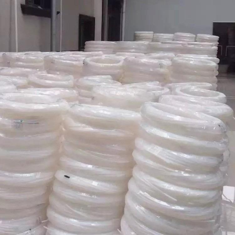 供应铁氟龙套管 耐腐蚀PTFE软管铁氟龙软管聚四氟乙烯软管