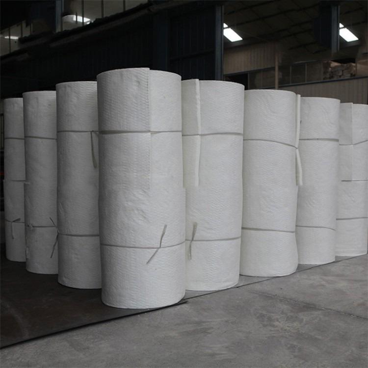 硅酸铝针刺毯 陶瓷纤维毯 硅酸铝纤维毯