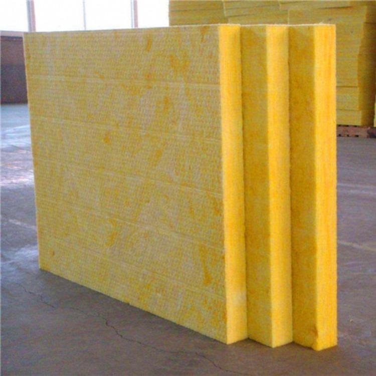 玻璃棉制品 玻璃棉板 玻璃纤维保温板