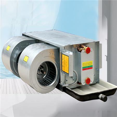 厂家直销 风机盘管 水空调冷暖风机盘管 中央空调风机盘管