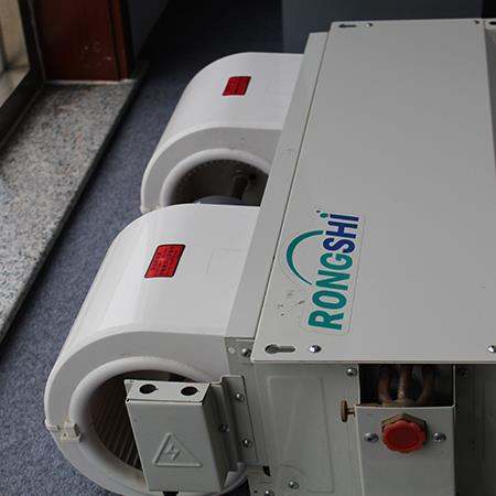 瑞福特供应 卧式暗装风机盘管  卧式暗装风机盘管定制  专业生产卧式暗装风机盘管