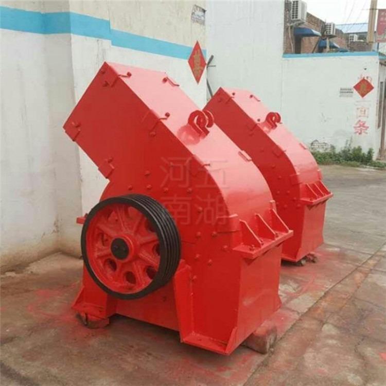 供应200*300型地板砖锤破 建筑废料粉碎机 铝矾土锤破机