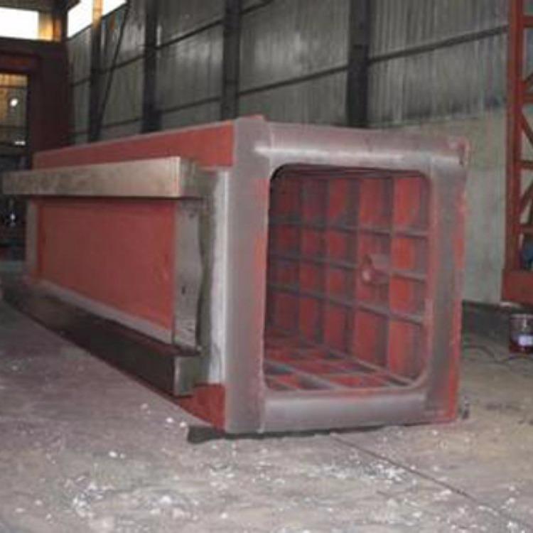 机床立柱铸件 精密机床铸件 数控加工