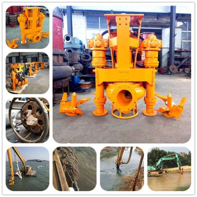 液压驱动泥浆泵,挖机抽砂泵