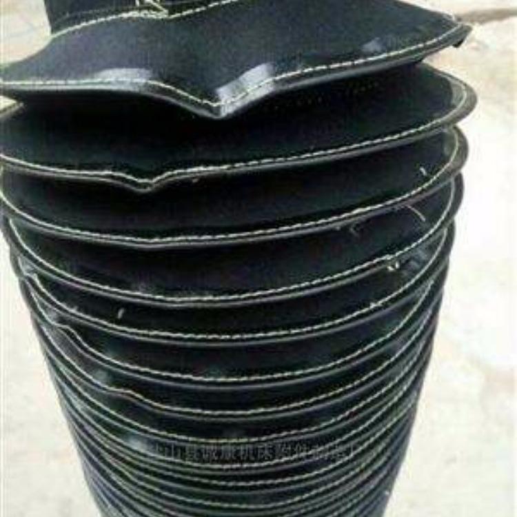 供应液压油缸伸缩防尘罩,液压油缸伸缩防尘罩生产厂家-沧州久嘉