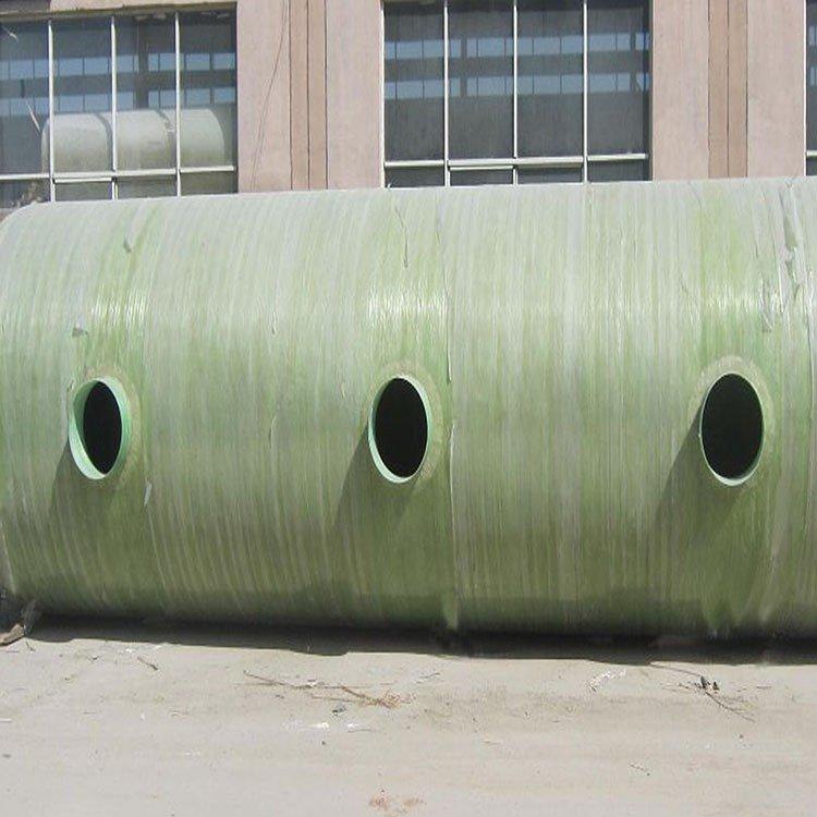 生物玻璃钢化粪池用途 舞钢玻璃钢水罐 采购加强型玻璃钢化粪池