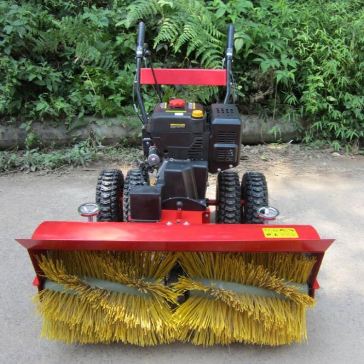 抛雪铲雪一体机 小型扫雪车厂家 多功能环卫铲雪车