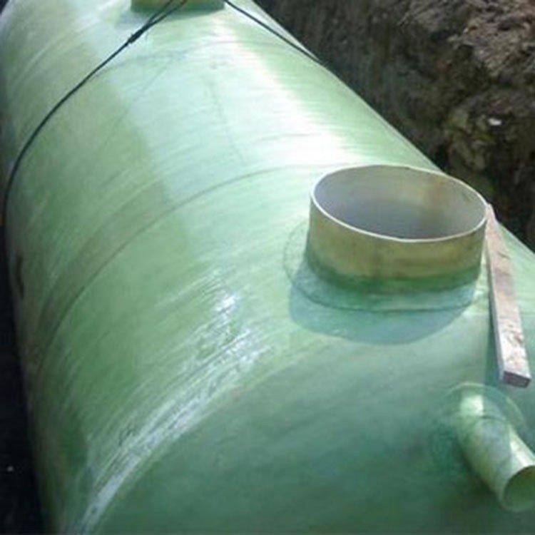 住宅小区化粪池价位 海城机制缠绕化粪池 批量供应生态化粪池
