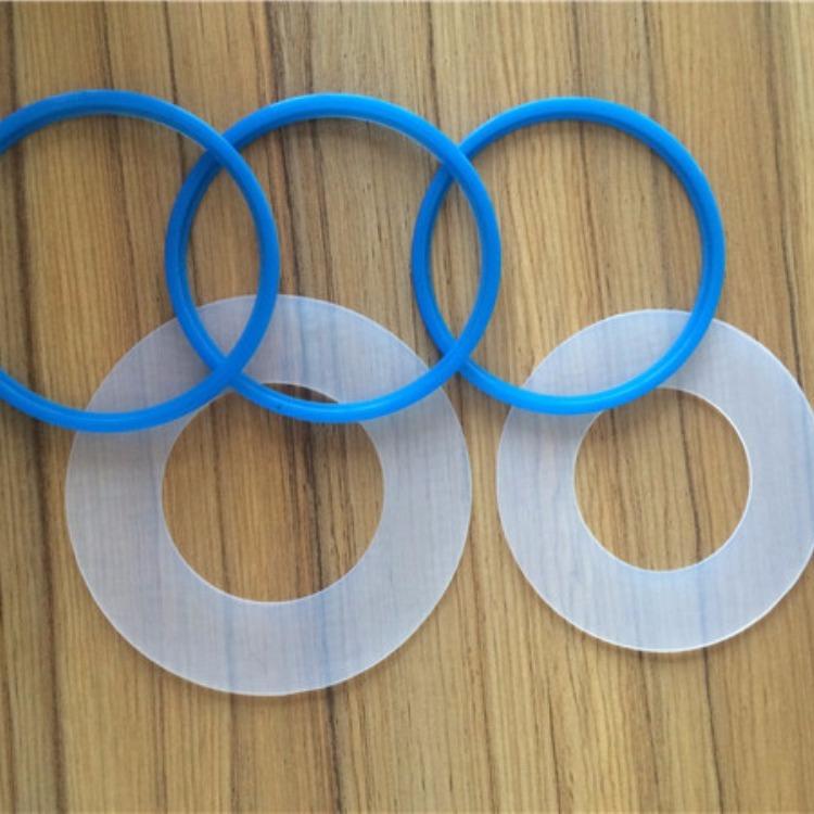 硅胶透明密封条 透明硅胶密封条 食品级无味硅胶垫片