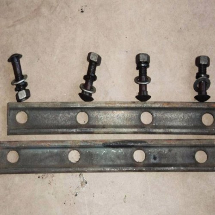 批发鱼尾螺栓 20*80轨道鱼尾螺栓 10.9级高强度鱼尾螺栓 道钉鱼尾螺栓现货