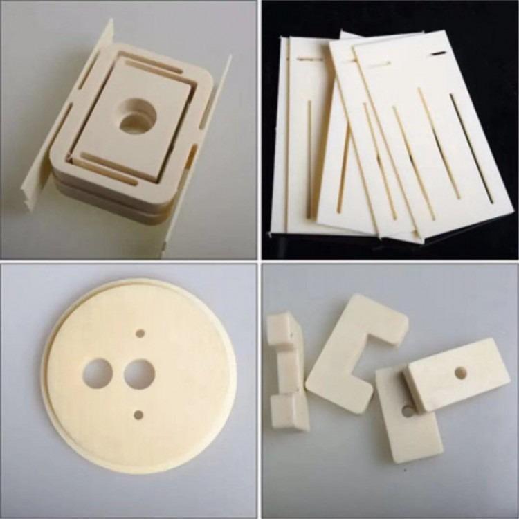 食品级ABS板,无味无毒ABS塑料板原装进口米黄色ABS板材加工 定制