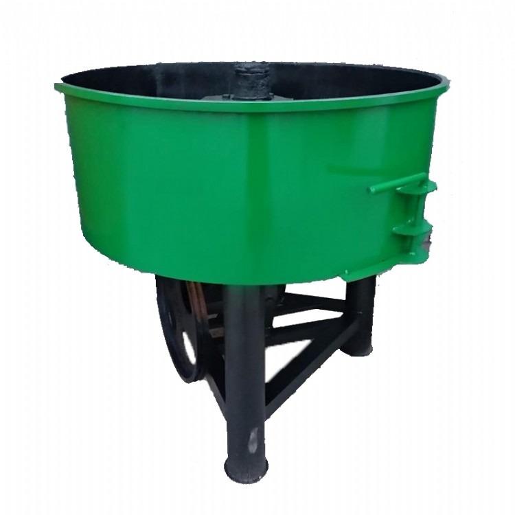 柴动力平口搅拌机 立式混凝土搅拌机械 小型平口立式搅拌机