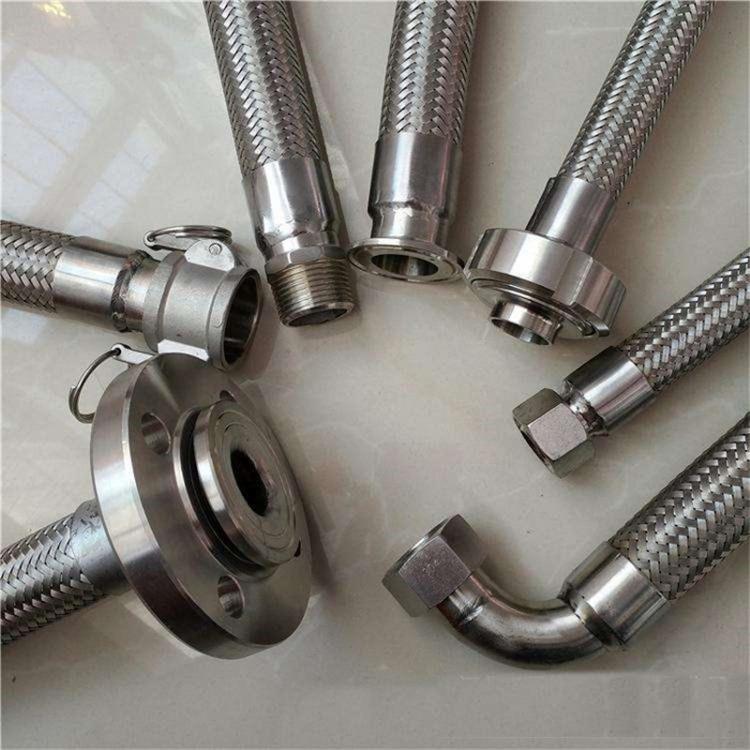 金属高压软管  金属高压软管价格   河北保定金属软管批发