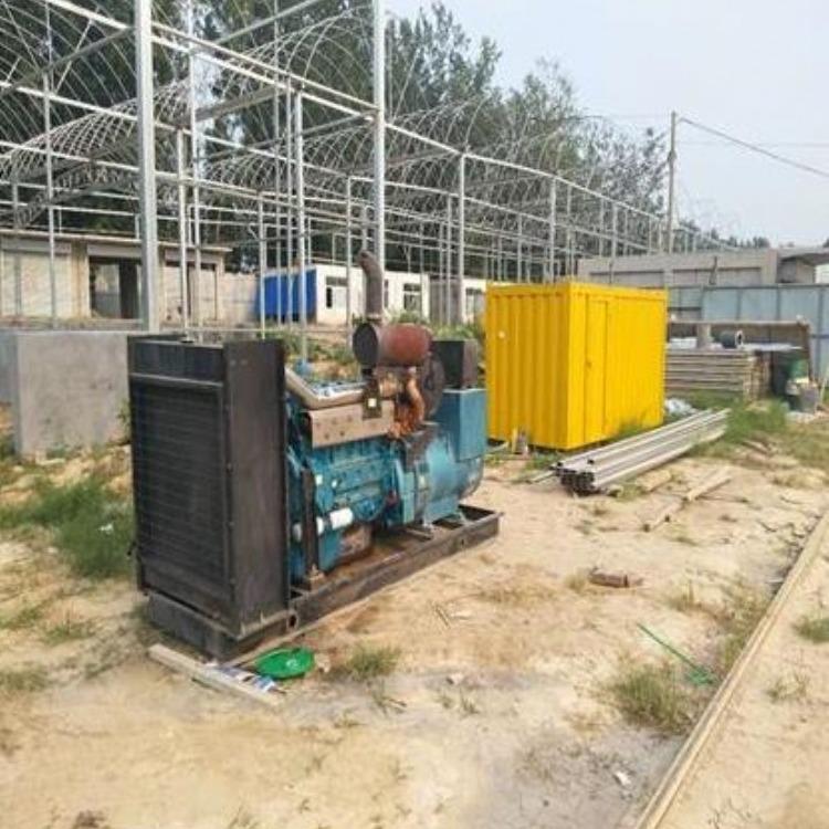 滨州发电机租赁电话,滨州环保发电机出租,发电机出租