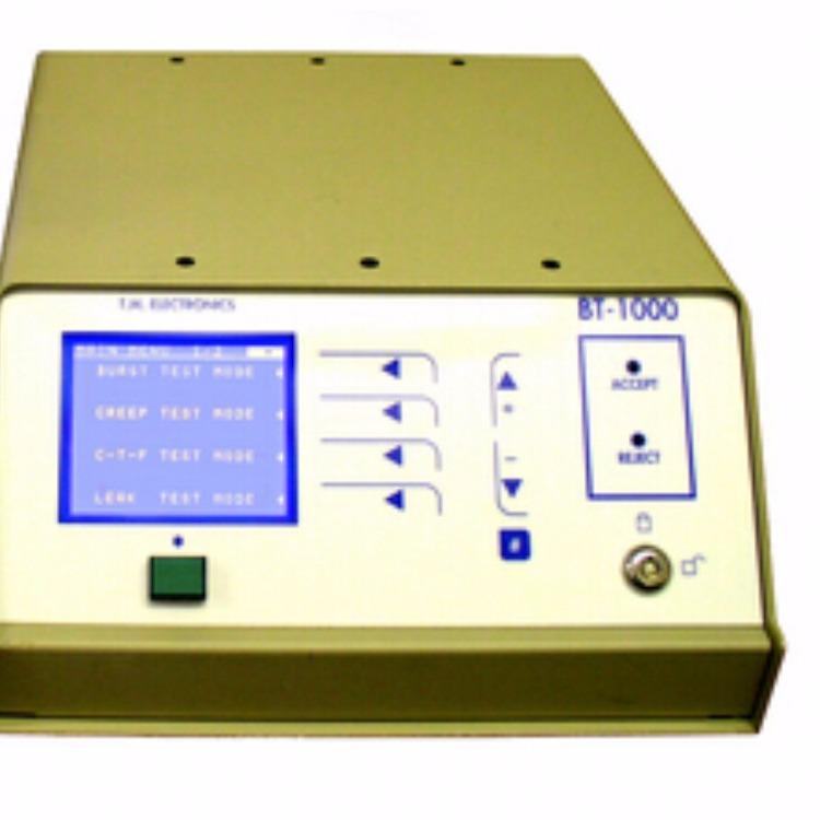 TM Electronics BT-1000自动包装测漏仪 检漏仪 封装测试探头 防护罩泄露测试系统 封装夹具  流量